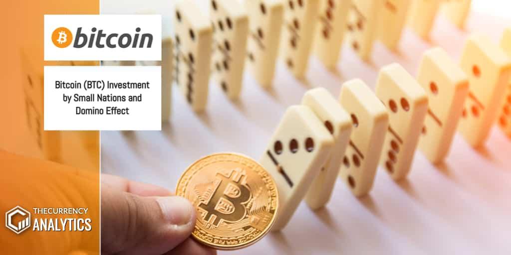 Bitcoin Domino BTC