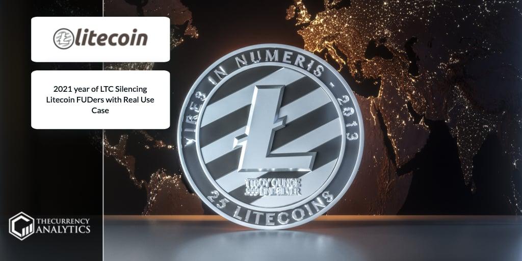 Litecoin LTC Fuders UseCases