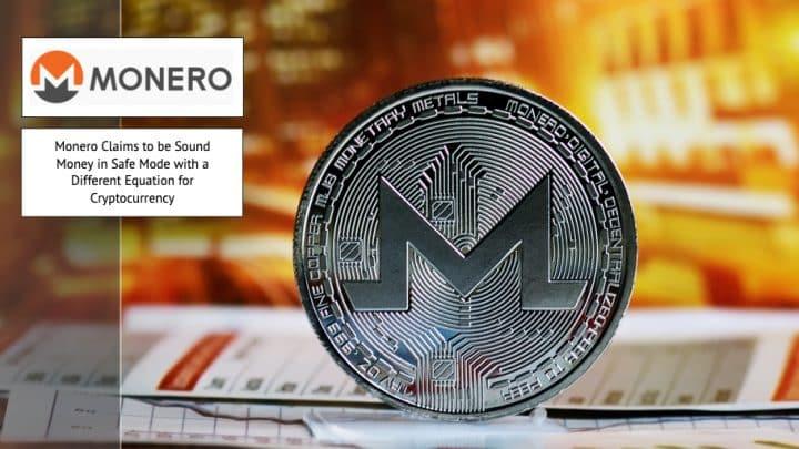 Monero SafeMode XMR