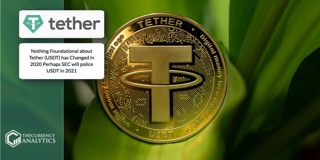Tether USDT 2021 SEC