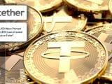 Tether USDT Bitcoin