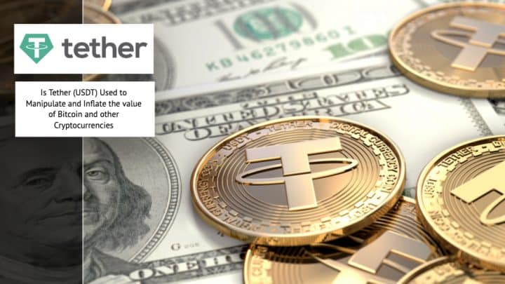 USDT Tether inflate Crypto