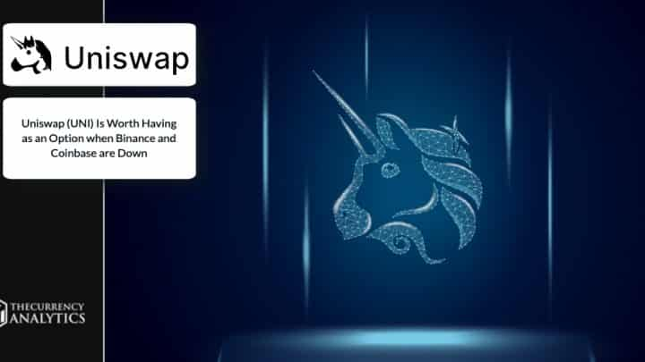 UniSwap UNI Binance Coinbase