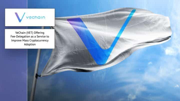 Vechain Cryptocurrency VET